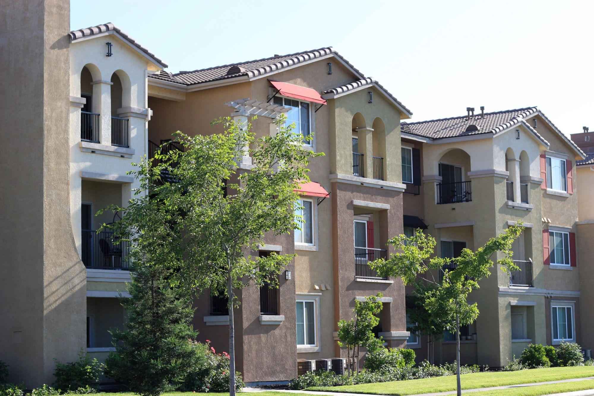 Apartment Building Insurance - Houston, TX.